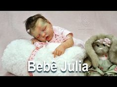 Bebê Julia - Kit Twin B by Bonnie Brown - YouTube
