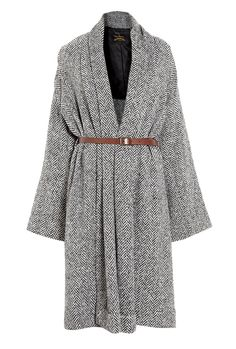 Classic Gainsborough Herringbone Coat by Vivienne Westwood Anglomania