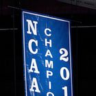 national championship banner