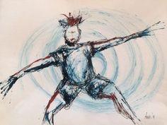 Dominic dancer I