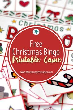 Use this free Christmas Bingo game for your Christmas parties, family night, and church activities this holiday season. Download it today for free! #FreePrintables #ChristmasPrintables #Christmas #BingoGame Christmas Bingo Printable, Christmas Bingo Game, Christmas Parties, Hosting Thanksgiving, Church Activities, Bingo Games, Family Night, Free Printables, Seasons
