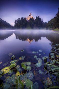 Trakoscan castle in Croatia… by roblfc1892