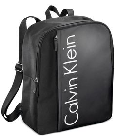 Receive a Free Calvin Klein Backpack with any regular price Calvin Klein watch purchase