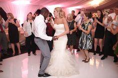 Kelly + Terrence Wedding | Tent Reception | @ftpdallas | @5starweddings