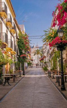Marbella, Spain (by Fabio Tigges)