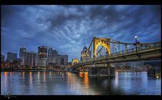 Pittsburgh! My hometown!