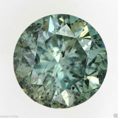 SPARKLING 1.34 CARAT I2 CLARITY LOOSE MOISSANITE ROUND SHAPE JEWELRY GEMSTONE