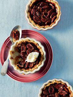 Irresistible Pecan Pies