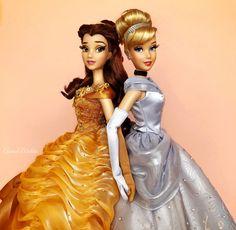 Walt Disney, Disney Nerd, Disney Marvel, Disney Love, Disney Magic, Frozen Disney, Disney Princess Fashion, Disney Princess Dolls, Cinderella Doll