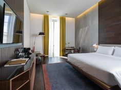 #HotelSuite #LuxuryHotel #ColorsCombination