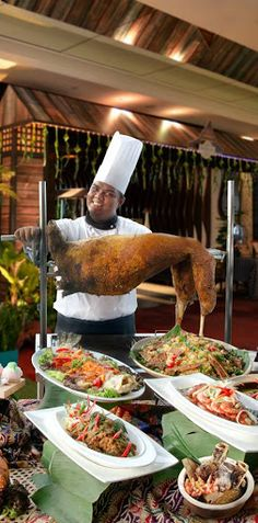 24 Best Gempita Citarasa Dinner Buffet Images Buffet Lunch Buffet
