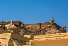 Jaigarh Fort 012: Just above Amer Fort stands this magnificent fort. Amer Fort, Rajasthan India, Monument Valley, Louvre, Building, Nature, Photography, Travel, Goa India