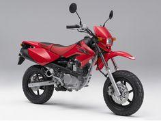 Honda XR100 motard.