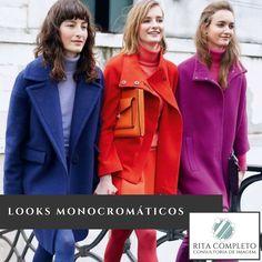 Looks monocromáticos: como usar e suas vantagens. https://ritacompleto.com/blog/2018/05/01/looks-monocromaticos/