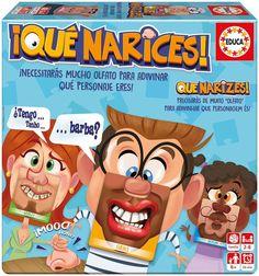 #Quenarices. El #juego para agudizar tu olfato #juguete #educa