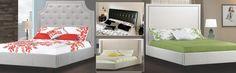 Canada, Urban, Bed, Furniture, Home Decor, Decoration Home, Room Decor, Home Furniture, Interior Design