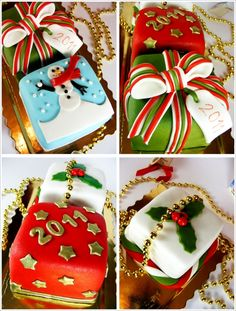 M s xmas cakes gifts