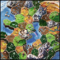 Inspiration Strikes!: Nuts & Bolts #54 - Board of Maps...
