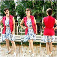 2Mundos: O Feminino e O Jurídico | por Leila Diniz: #LOOK usando a tendência do tênis branco (o meu te...