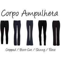 Corpo ampulheta - calça by leticia-zamolo-duque on Polyvore featuring moda, Paige Denim, John Lewis, M.i.h Jeans, Yves Saint Laurent and AG Adriano Goldschmied