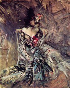 Giovanni Boldini... | Kai Fine Art