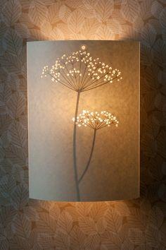 Hannah Nun wall lamp