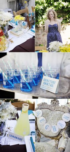 "Lord knows I'm no fan of science and that I still cringe at the thought of the periodic table of elements…but that didn't stop me from falling head over heels in love with this adorable ""perfect chemistry"" themed bridal shower! Brought to us by the talented folks at Alders Photography and Bunch Studio, this shower […]"