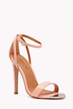 Nasty Gal | Shoe Cult Geneva Sandal Pink