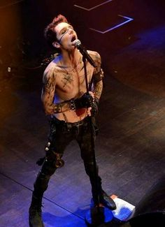 Andy =) << GUYS WE NEED TO VOTE BVB FOR MOST DEVOTED FANS!!!! HERES THE LINK http://loudwire.com/most-devoted-fans-2014-4th-annual-loudwire-music-awards/