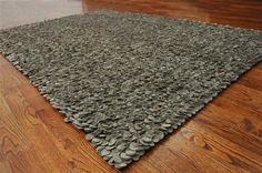 RugStudio presents Safavieh Manhattan MAN415B Grey Area Rug 8x10 $2200
