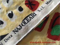 Fantasia astratta disegnata da Maurizia Dova per Naj-Oleari Symbols, Fantasy, Glyphs, Icons