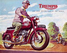 Triumph 1959 ad.