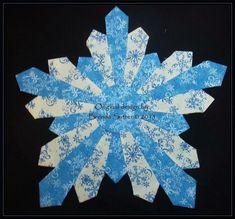 Image result for Brenda Sutter's beautiful Midnight Snowfall block.