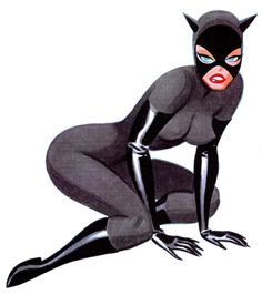 Catwoman by Bruce Timm  ★ || CHARACTER DESIGN REFERENCES (https://www.facebook.com/CharacterDesignReferences & https://www.pinterest.com/characterdesigh) • Love Character Design? Join the #CDChallenge (link→ https://www.facebook.com/groups/CharacterDesignChallenge) Share your unique vision of a theme, promote your art in a community of over 30.000 artists! || ★