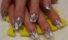 strapless by aliciarock from Nail Art Gallery