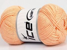 Bamboo Soft Light Salmon  Fiber Content 50% Bamboo, 50% Acrylic, Light Salmon, Brand Ice Yarns, fnt2-56579 Bamboo Light, Soft Light, Yarns, Salmon, Fiber, Content, Throw Pillows, Sport, Baby