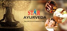 Star Ayurveda is  the one of the best ayurvedic hospital in Vizag, Andhra Pradesh  focusing on specialized traditional ayurvedic treatments for all diseases  with no side effects.  Visit@https://goo.gl/eG3WXA 9959911088  #ayurvedaclinicsandhospital invizag  #bestayurvediclinics