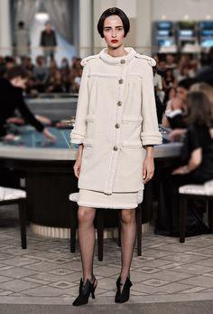 Look 27 Le ultime sfilate e le collezioni Prêt-à-Porter & Accessori e Haute Couture sul sito ufficiale CHANEL