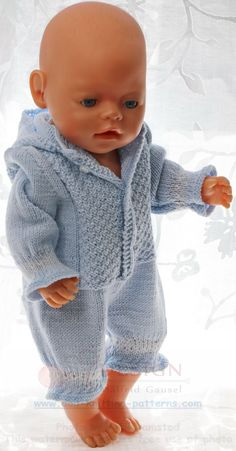 Baby doll knitting patterns