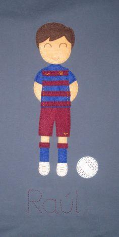 cocodrilova: camiseta del barsa personalizada  #camiseta #futbol #barsa #fcbarcelona