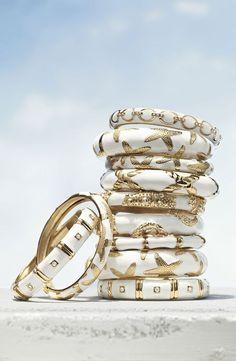 Nautical Bangle Bracelets