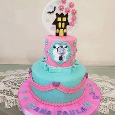Las tortas más originales para cumpleaños de Vampirina | Tarjetas Imprimibles