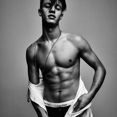 Cameron showing his gorgeous and lovely shirtless body.  Love You Cameron.