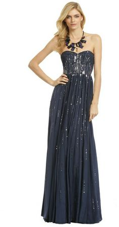 Rebecca Taylor Meteor Shower Gown - ShopStyle