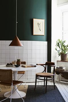 Kitchen Inspiration | Dining area