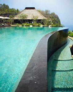 Bulgari Resort in Bali, Gorge Pool