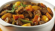 Tasty Homemade Beef Stew Recipe For Dogs Best Beef Stew Recipe, Slow Cook Beef Stew, Hearty Beef Stew, Beef Stew Meat, Recipe Stew, Beef Recipes For Dinner, Dog Food Recipes, Healthy Recipes, Healthy Meals