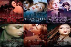 Vampire Academy books, worth read, vampires, book worth, richell mead, academi seri, vampire academy, favorit book, vampir academi