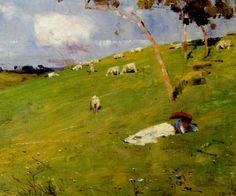 Summer Idyll, 1895