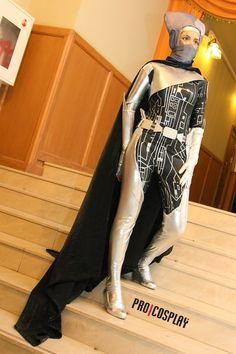 My Star Wars cosplay of Dark Lady of the Sith Lumiya at STARCON 2012